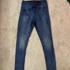 never worn express jeans